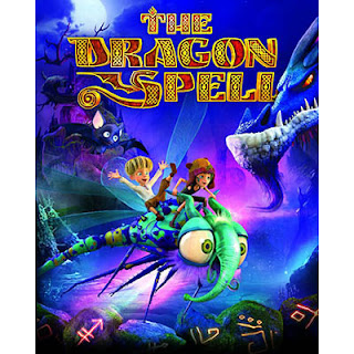 The Dragon Spell (2016) poster