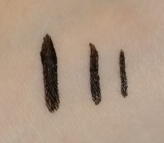 Eyeko Fat Liquid Eyeliner swatch