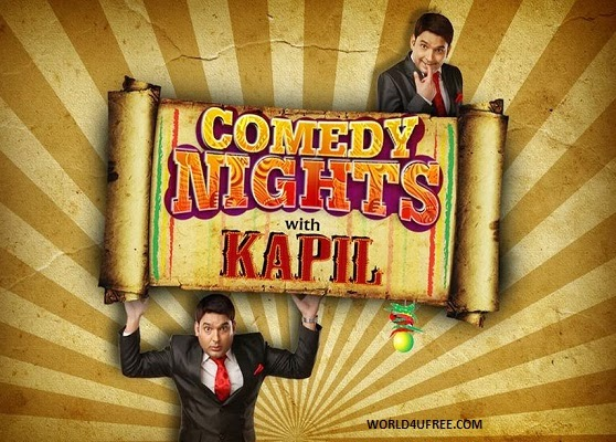 Comedy Nights With Kapil 2nd March 2014 WEB HD 480p 300mb Download Watch