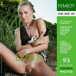 [MetArt, FemJoy] Liza B, Liza K - Photo & Video Pack 2005-2017