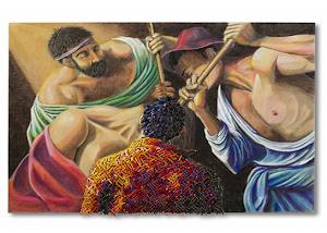 Fazendo arte com lápis, vem conhecer os obras do incrível Federico Uribe! Sensacional!