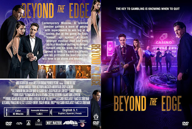 Beyond The Edge DVD Cover