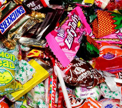 various snack