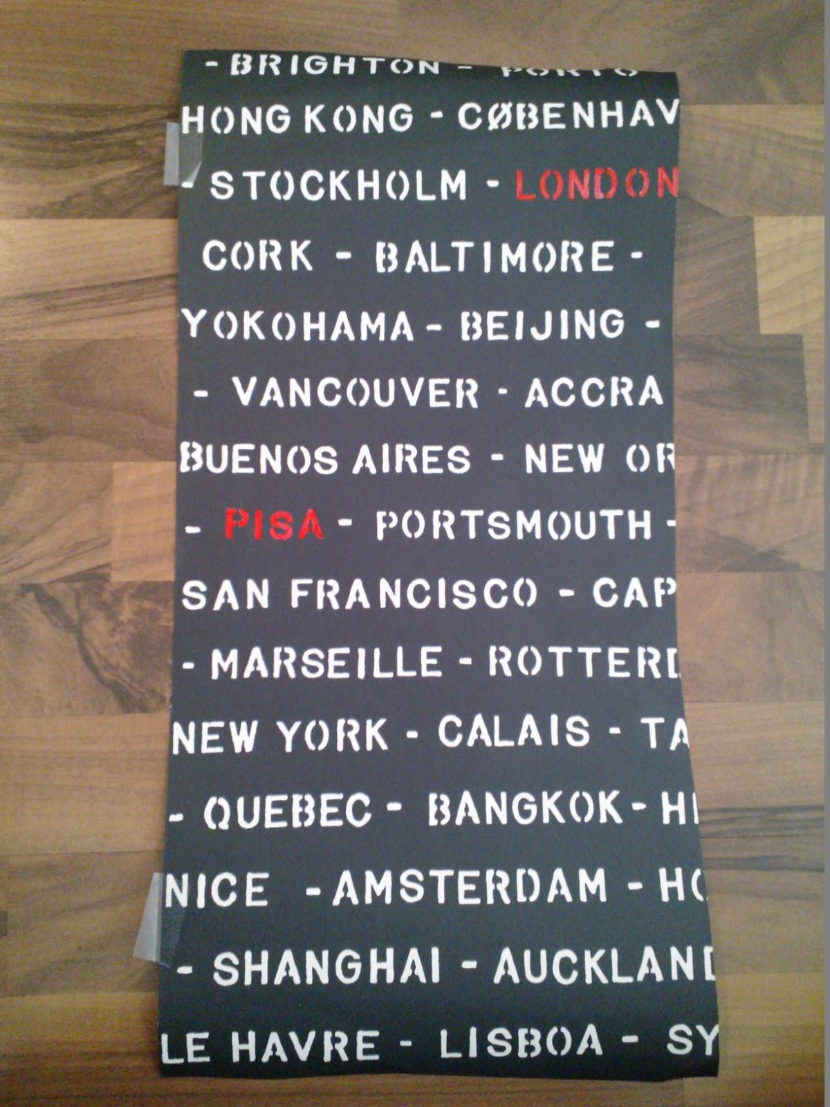 kaupunkien nimiä ruotsiksi