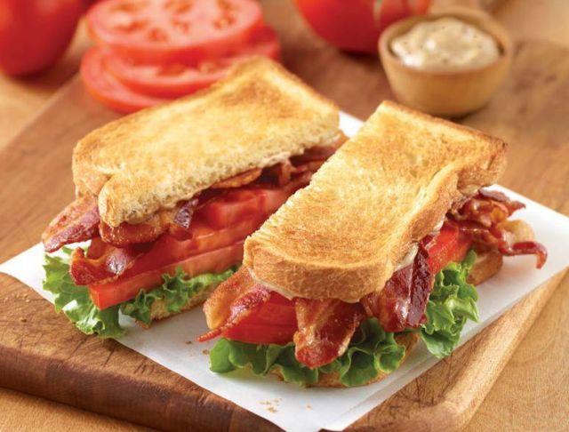 Corner Bakery Cafe Bblt Sandwich