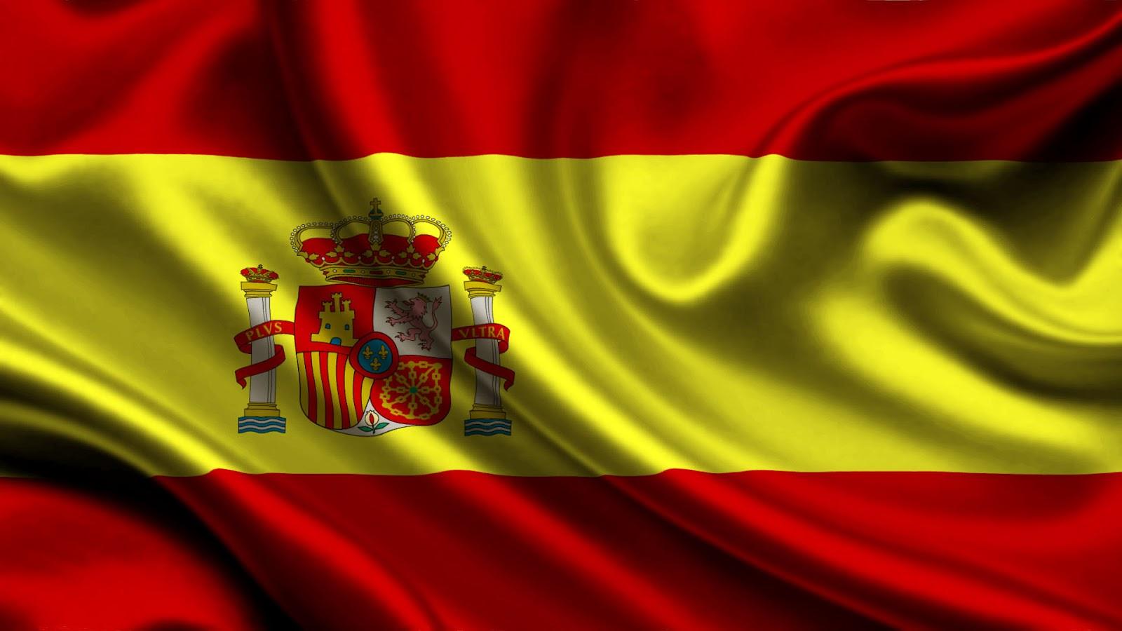 Gambar Bendera Spanyol Keren Keren  Kumpulan Gambar