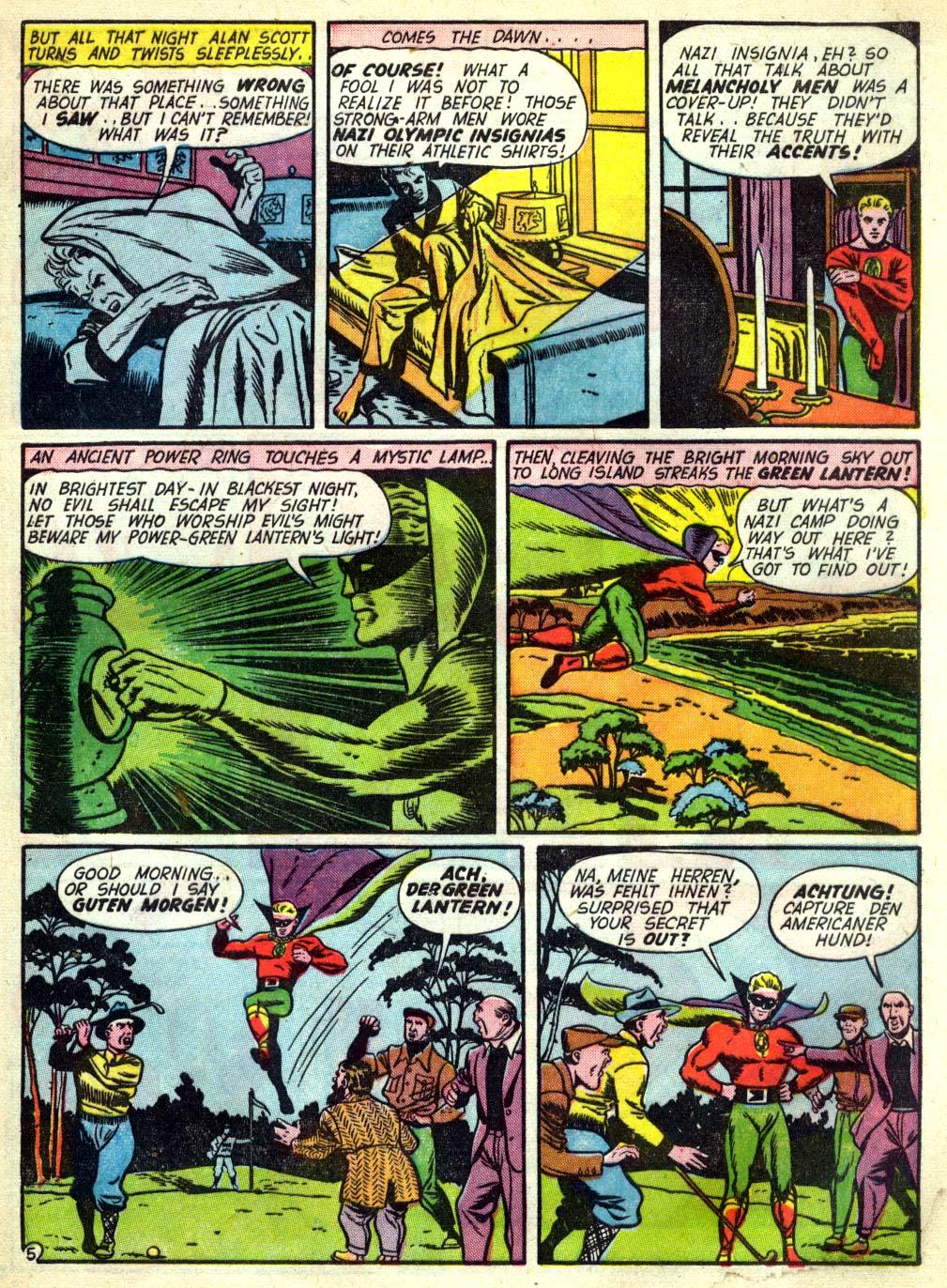 Read online All-American Comics (1939) comic -  Issue #57 - 7