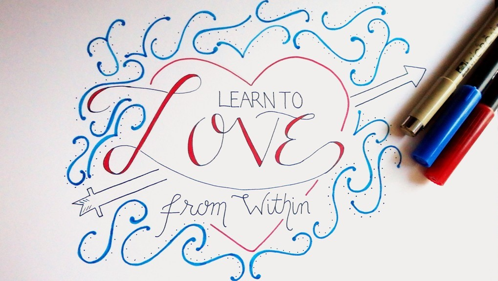 Learn to Love from within
