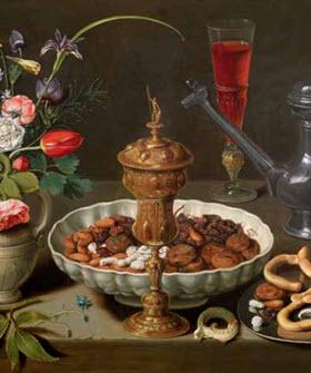 El arte de Clara Peeters, la obra de la pintora flamenca en el Museo del Prado