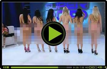 XAMOΣ!!! Έχουν παλαβώσει με τα Βραζιλιάνικα τηλε - show