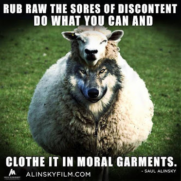 Wolf in Sheep's Clothing [click pic]