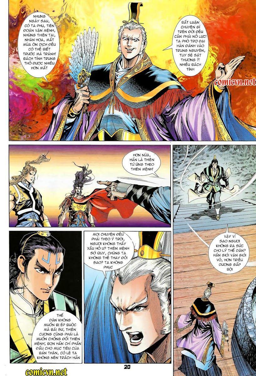 Đại Đường Uy Long chapter 90 trang 20