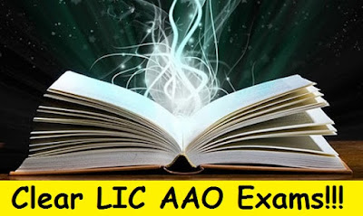 Clear LIC AAO Exams in First Attempt