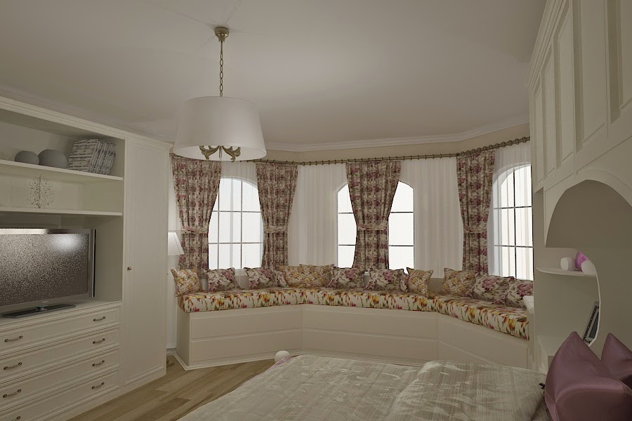 Design - interior - dormitor - casa - Bucuresti