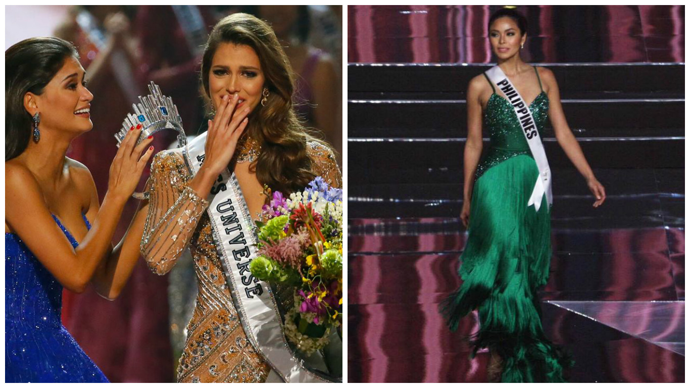 Maxine Medina's answer earns mixed reactions
