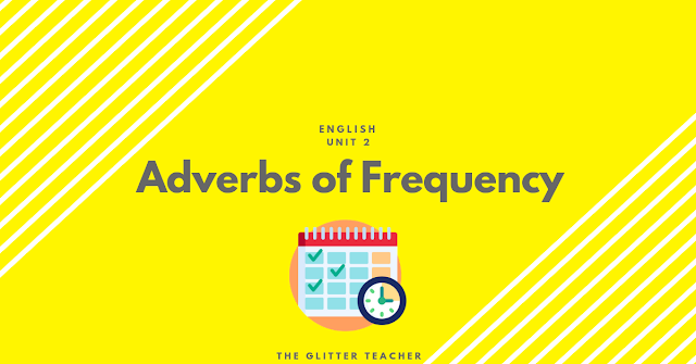 Adverbs of Frequency. English B1 level