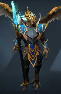 Skywrath Mage - Skywarrior's Countenance