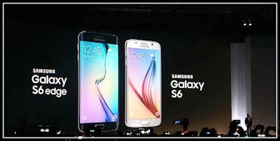 Harga HP Samsung Galaxy S6 Edge
