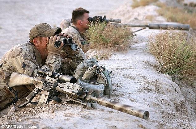 Φονική βολή Καναδού ελεύθερου σκοπευτή σε μαχητή του ISIS από απόσταση 3,4 χλμ!
