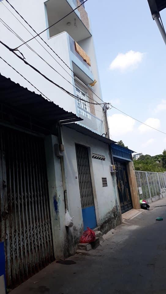 Bán nhà Hẻm xe hơi 37 Đoàn Hồng Phước quận Tân Phú. DT 4x17m