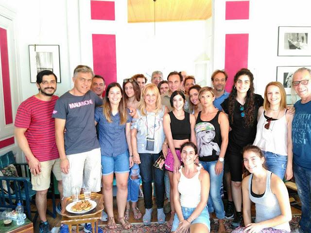 Επίσημη συνεργασία της Άννας Φόνσου με το ΠΡΟΣΚΗΝΙΟ