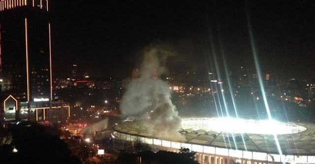 Fotos y vídeo atentado Estambul, diciembre 2016