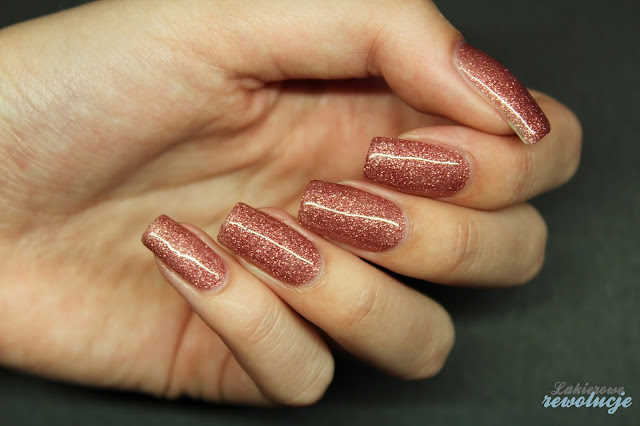 Victoria Vynn Gel Polish - 114 Pinky Glitter