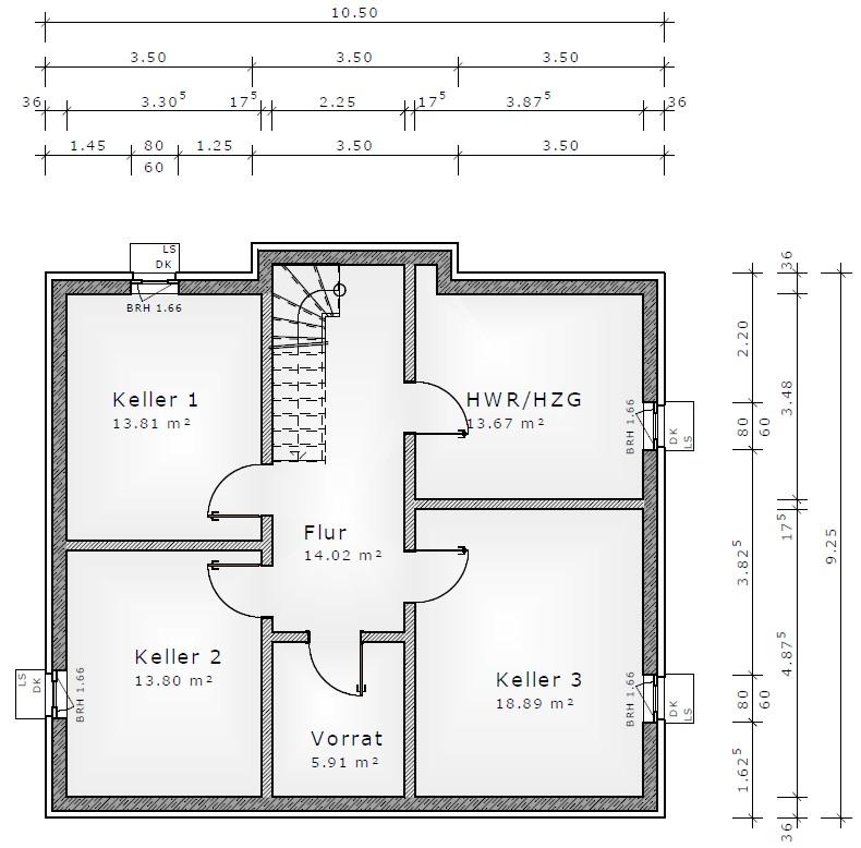 HuM39s Baublog Grundrisse