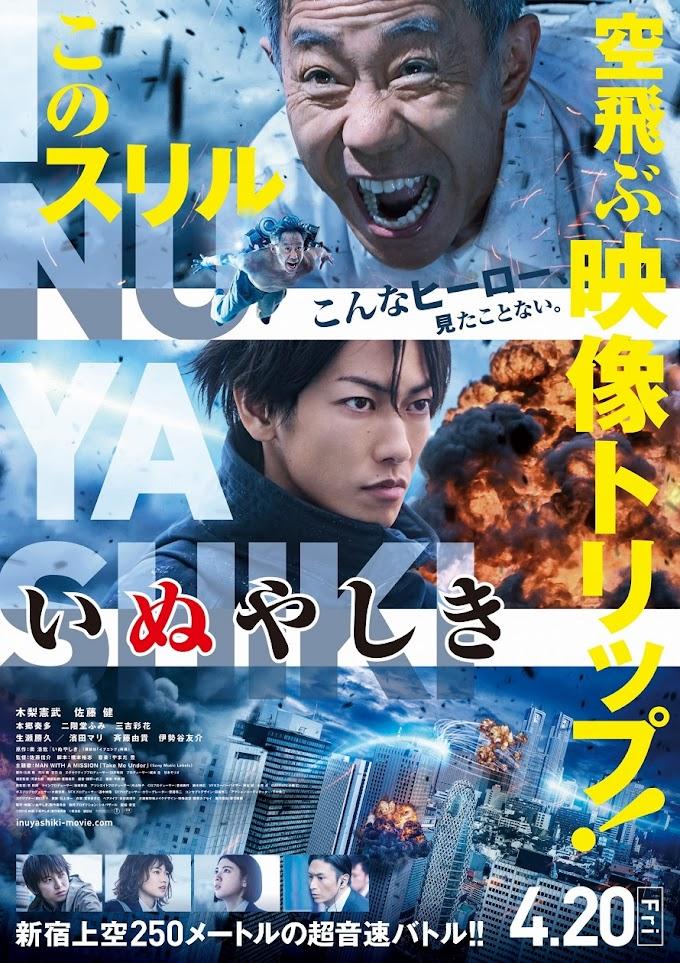 Review Filem Inuyashiki