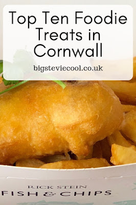 Top 10 Foodie Treats in Cornwall