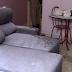 Cinco pessoas se ferem após sofá explodir e quebrar todas janelas do apartamento