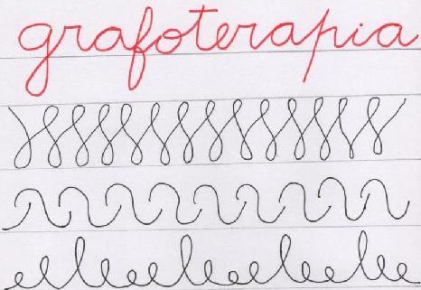 grafoterapia ejercicios