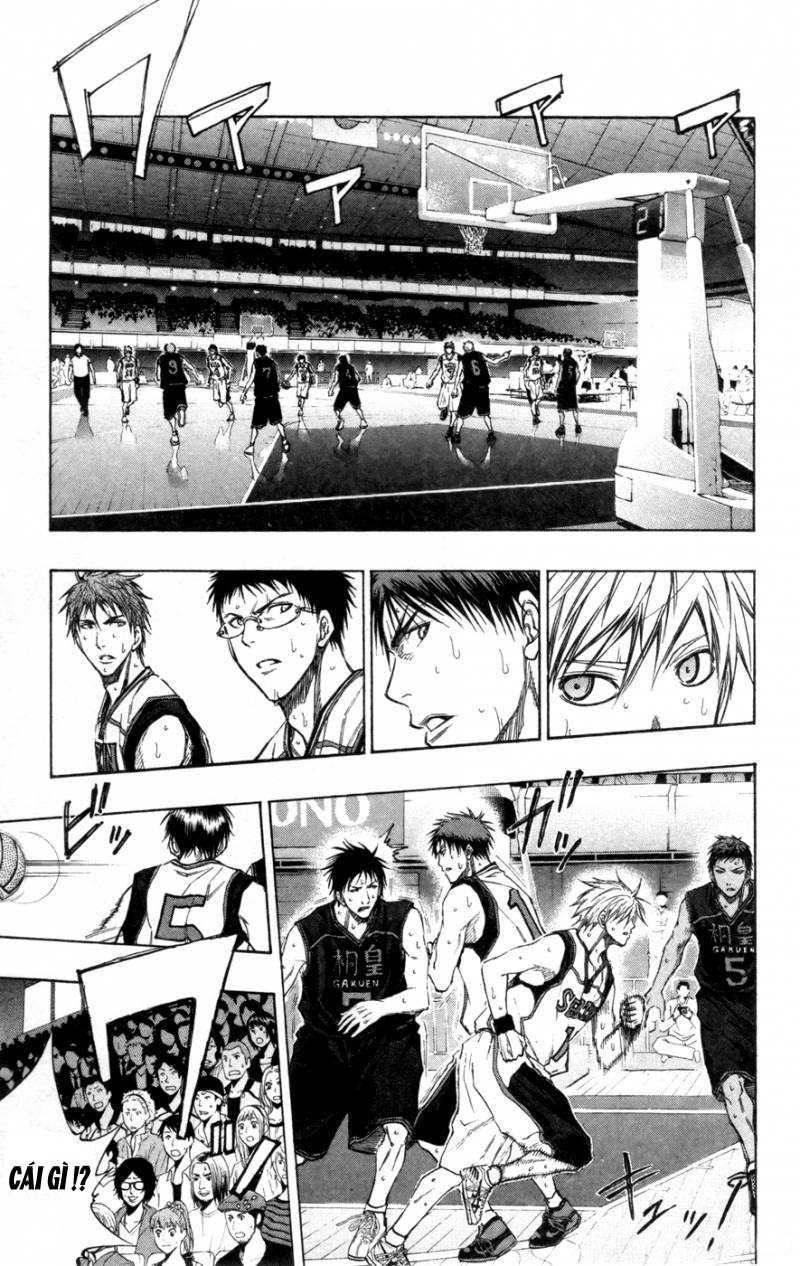 Kuroko No Basket chap 119 trang 9