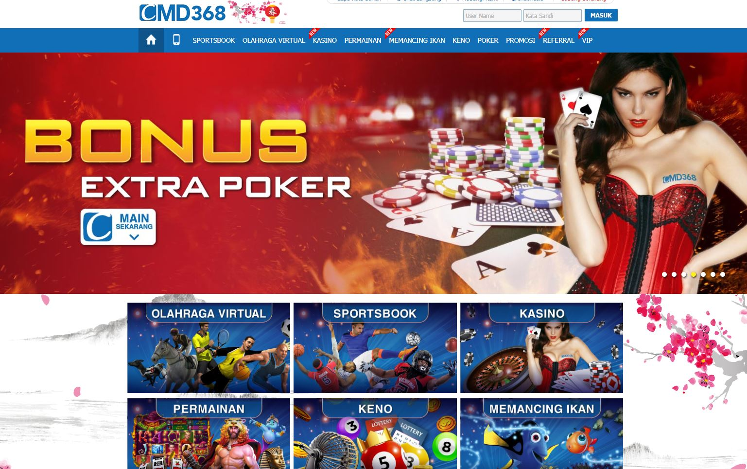 CMD368 Situs Judi Online, Judi Bola, Domino Qiu Qiu, Daftar Judi Bola, Agen Judi Bola Terpercaya