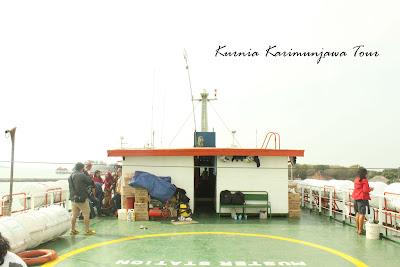 kapal Siginjai karimunjawa