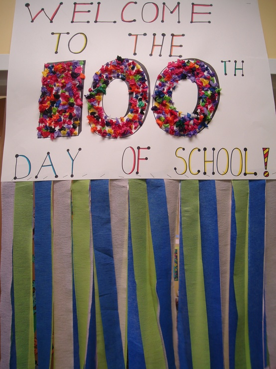 100th Day of School Linky Party - Saddle up for Second Grade