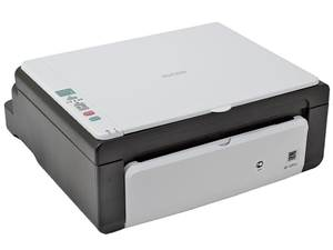 Computer Says Ricoh Printer Offline