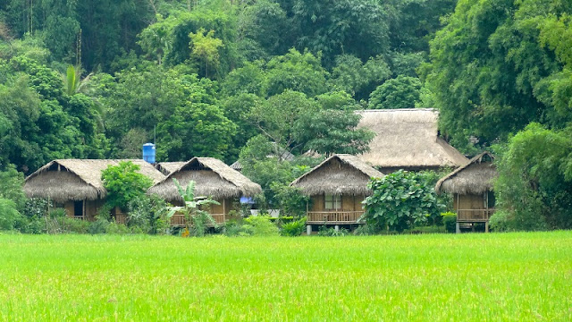 Ideal places for travelling by motorbike in Vietnam6
