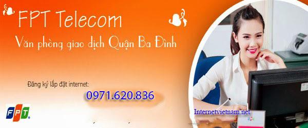 Đăng Ký Internet FPT Phường Kim Mã