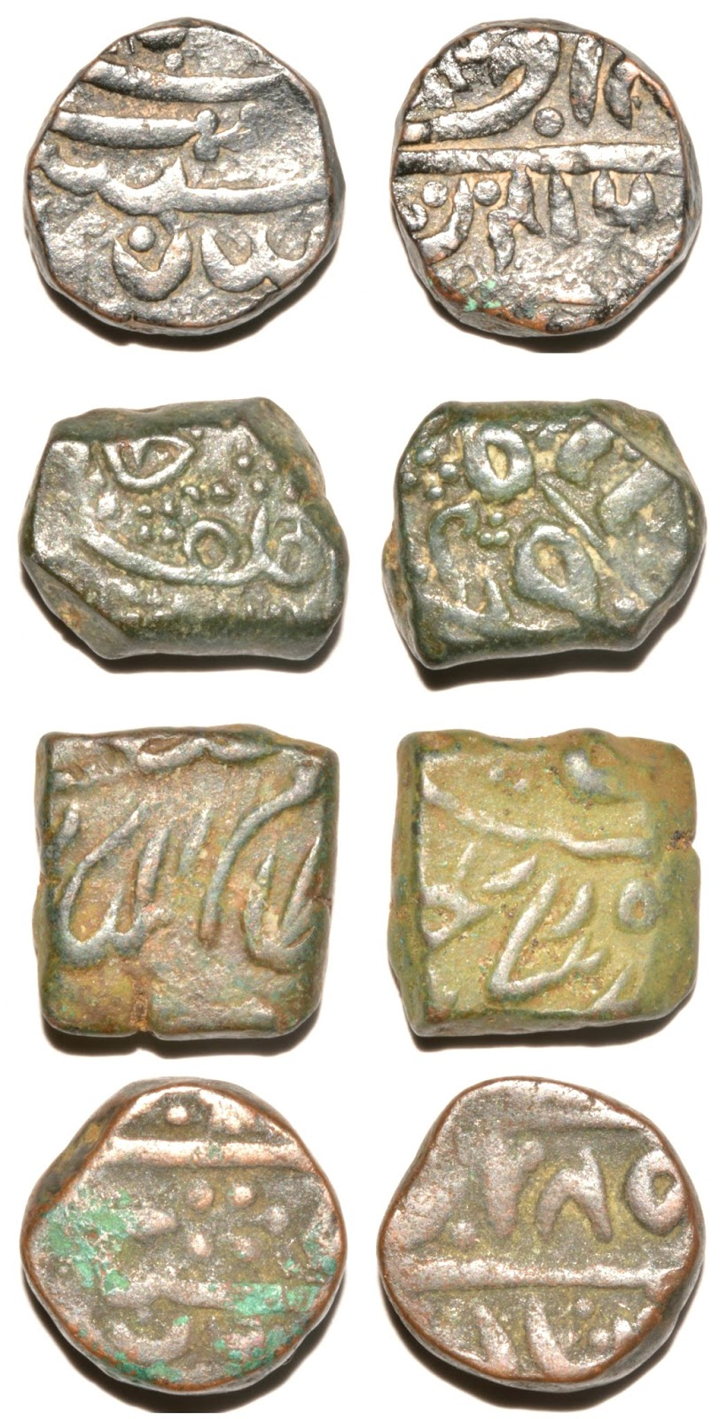state copper coins