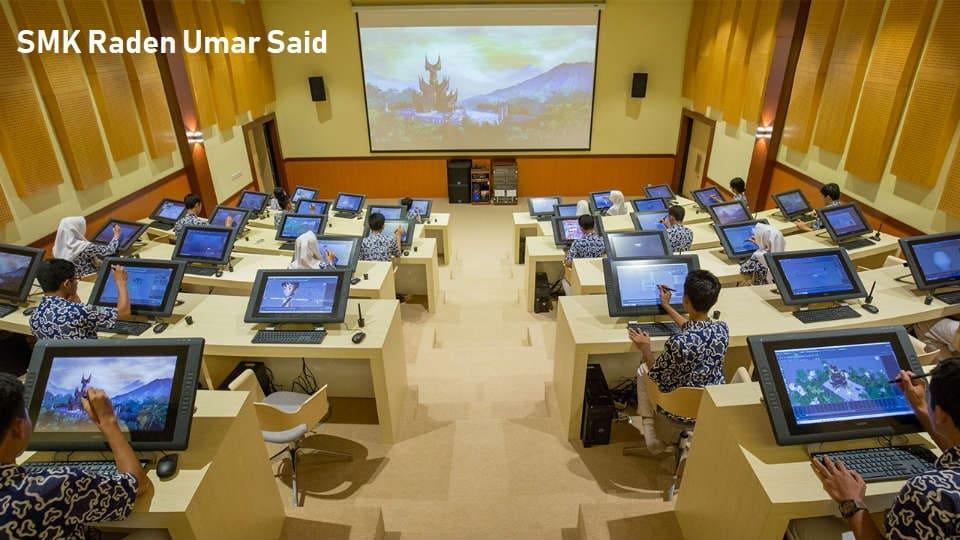 SMK Raden Umar Said