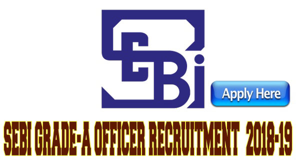 sebi recruitment 2018, sebi exam 2018, sebi careers