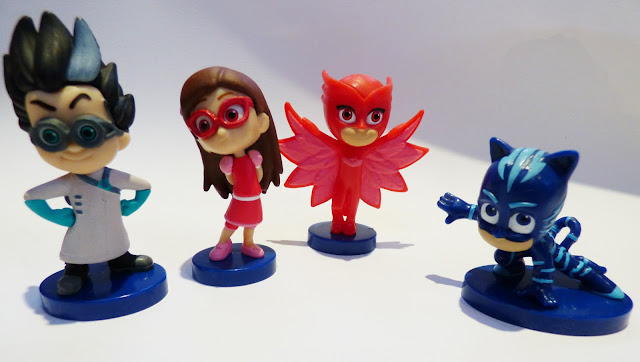 collectible mini-figures