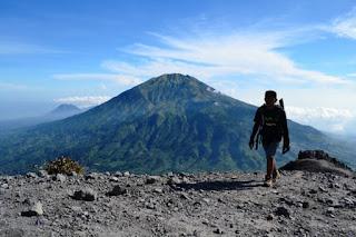 Wisata Gunung Merapi