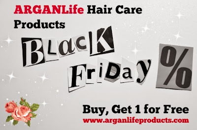 ARGANLIFE HAIR AND SKIN