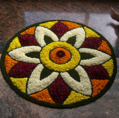 Flower Carpet Designs Peion