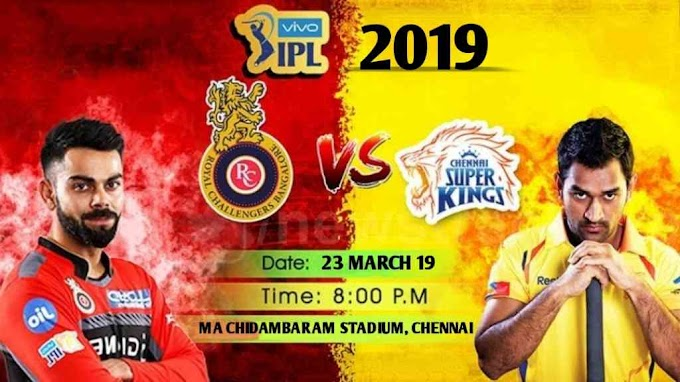 IPL 2019: Chennai Super Kings strongest Probable XI for the opening match against RCB