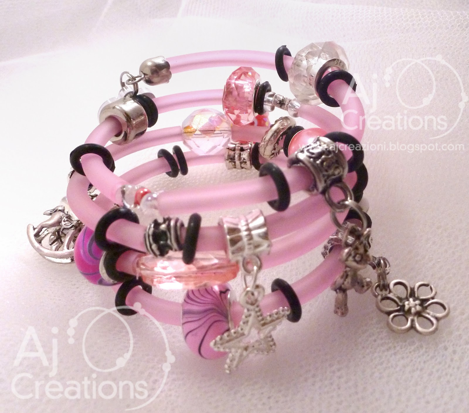 Aj creations for Bracciale ben ten