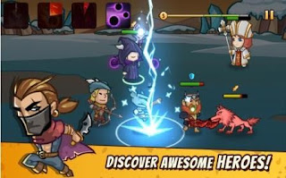 Pocket Heroes Rpg v2.0.5 Mod Apk (Unlimited Money)