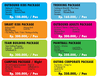 Outbound package
